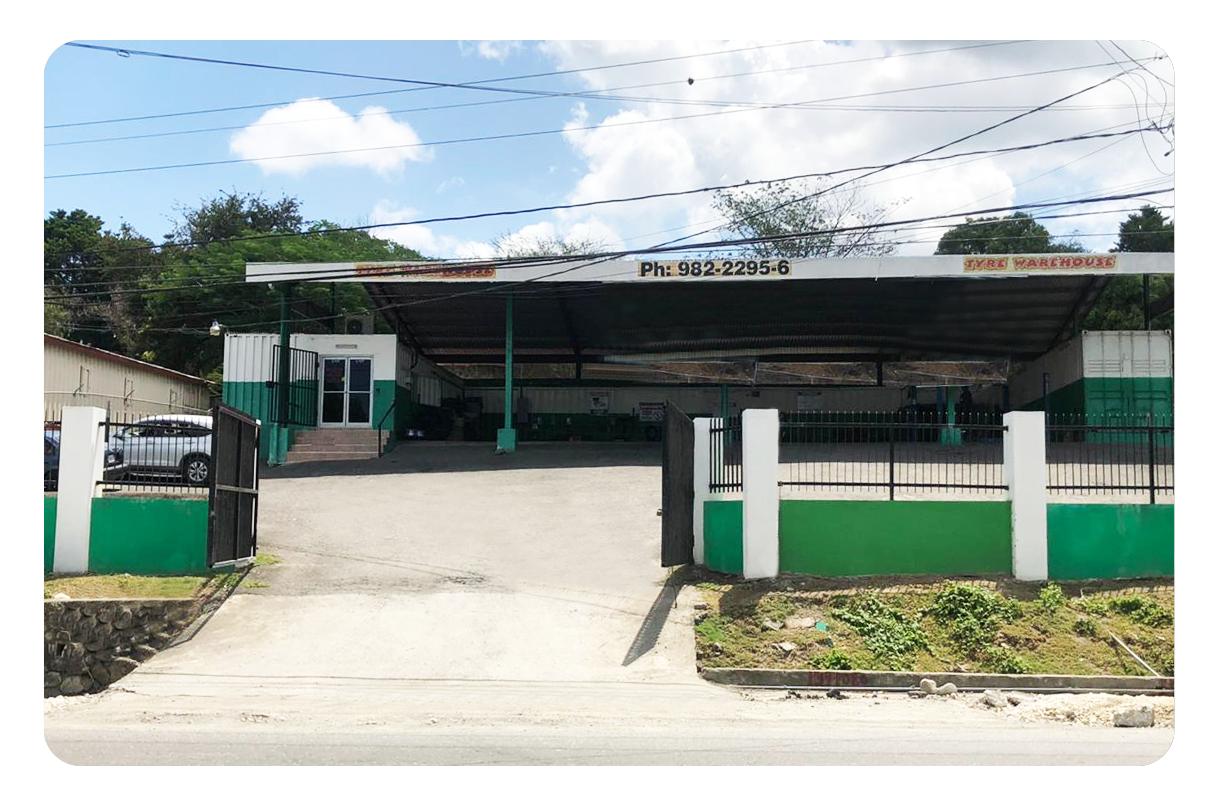 Tyre Warehouse - Morant Bay