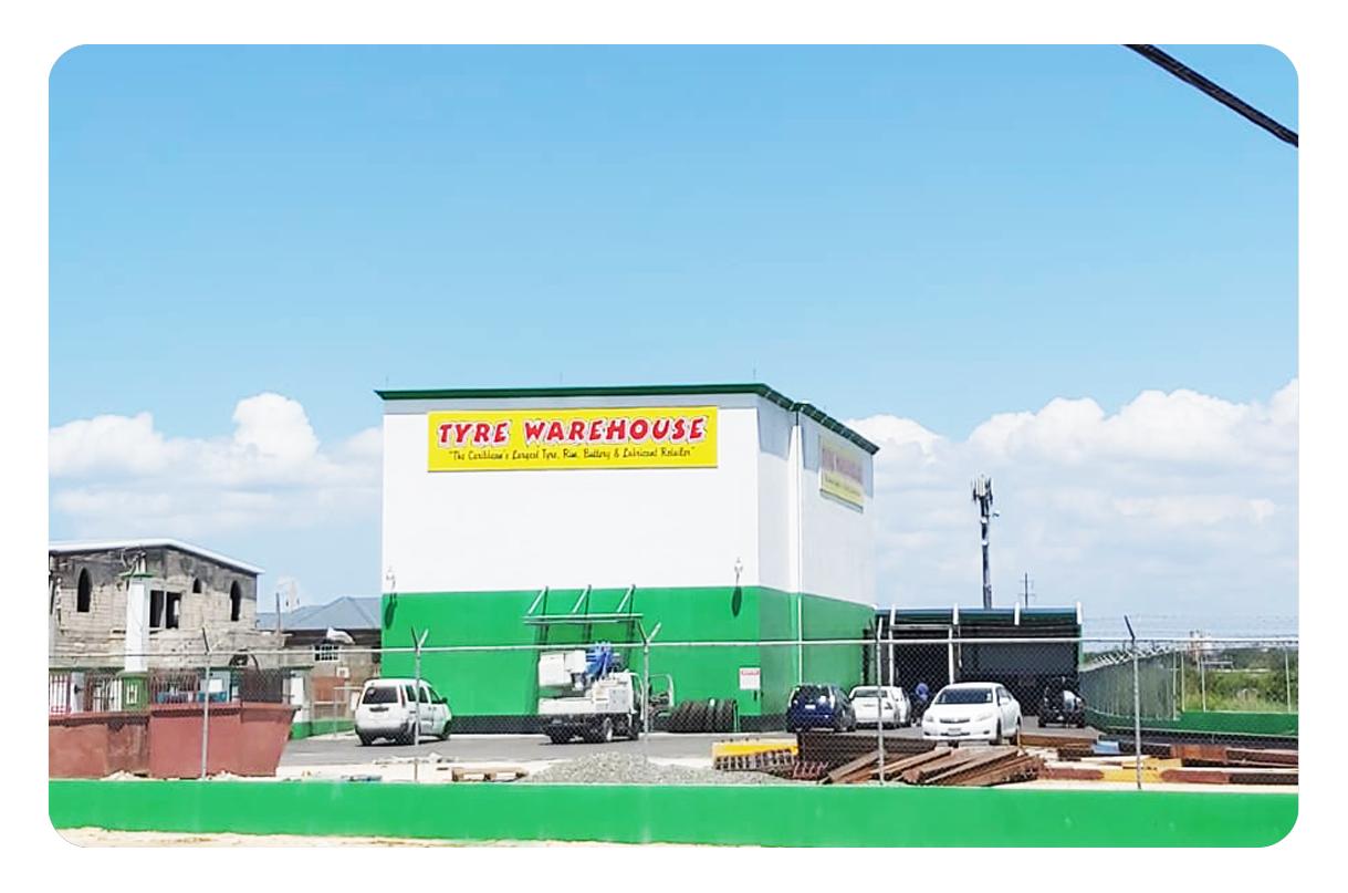 Tyre Warehouse - Portmore